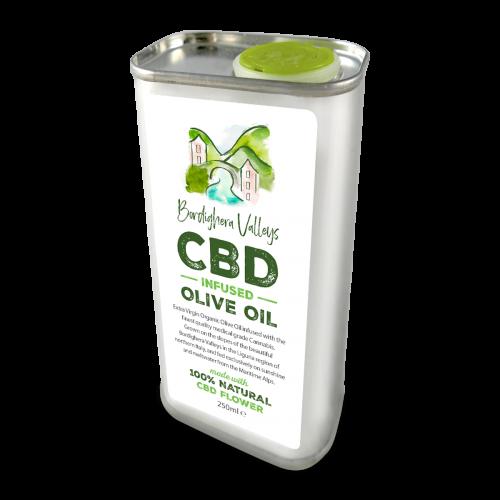 CBD Olive Oil